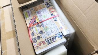 DIYロボ日本到着!